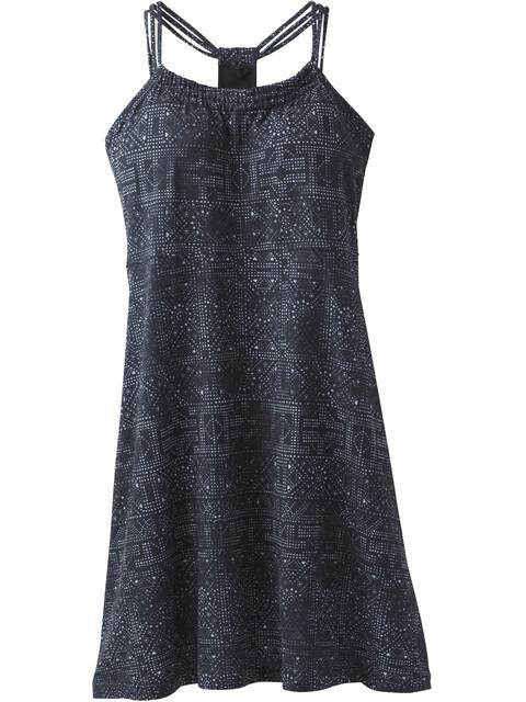 Prana W's Pristine Dress Black Mosaic